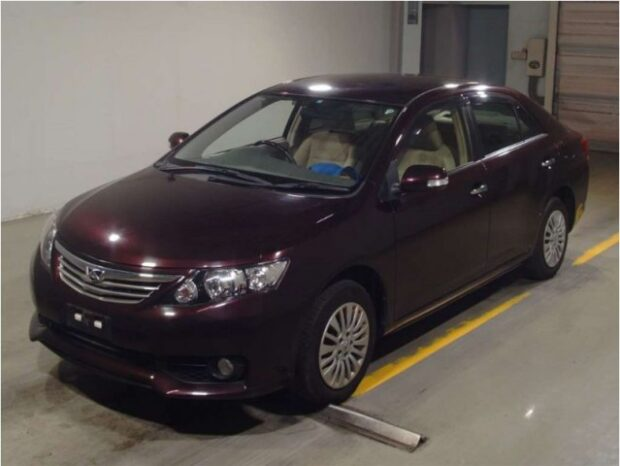 Reconditioned Toyota Allion 2012 full