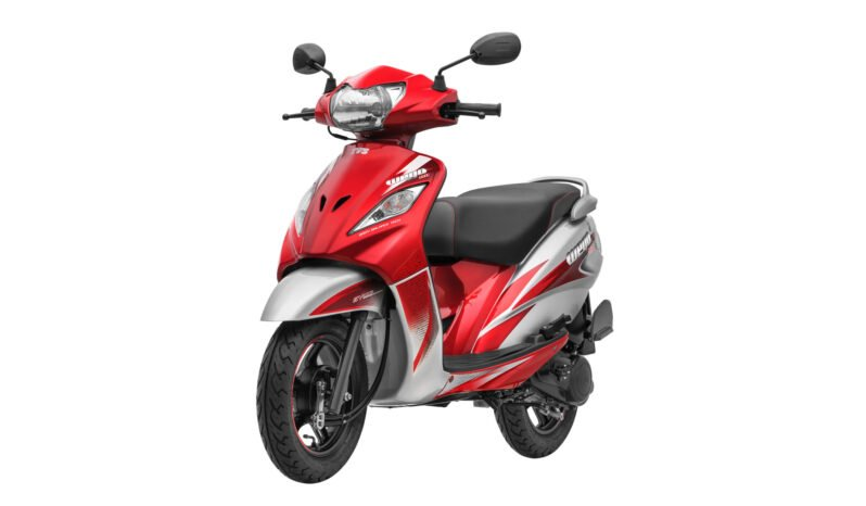 New TVS Wego 2018 full