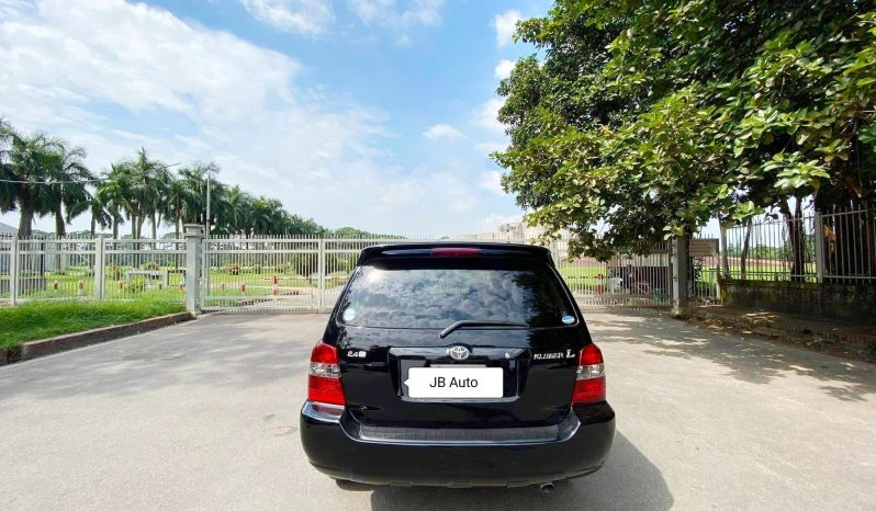 Used Toyota Kluger 2003 full