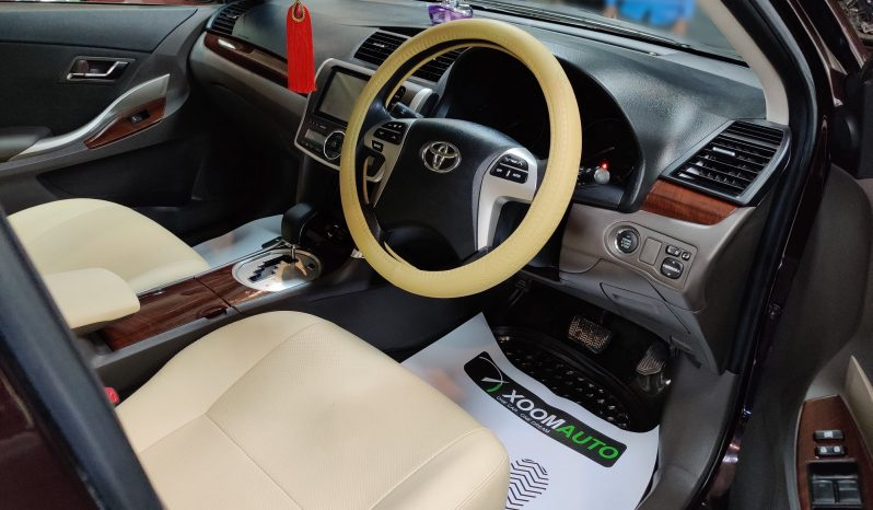Reconditioned Toyota Allion 2015 full