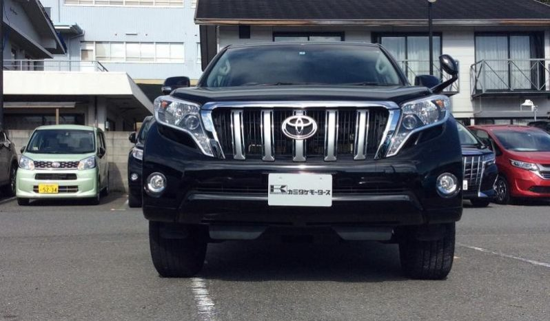 Reconditioned Toyota Land Cruiser Prado 2015 full