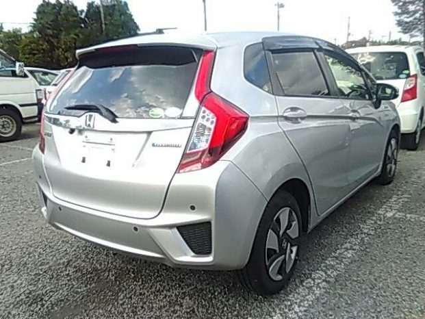 Reconditioned Honda Fit 2014 full