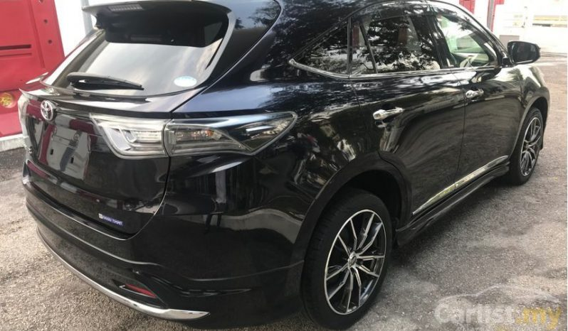 Reconditioned Toyota Toyota Harrier 2015 full