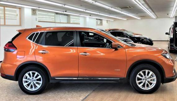 Reconditioned Nissan X-Trail 2018 full