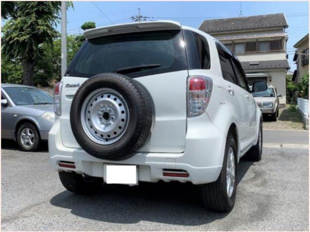 Reconditioned Toyota Rush 2014 full
