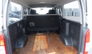 Reconditioned Toyota Hiace 2015 full