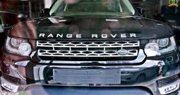 New Land Rover Range Rover Sport 2017